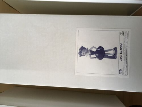 JETSONS MAQUETTE  STATUE   LTD TO 500 SETS  SOLD OUT  JANE HIS WIFE