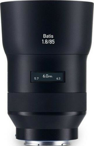 Belle Zeiss Batis 85 Mm F1.8 Sony E Fe Mount Lens (uk Stock) Entièrement Neuf Dans Sa Boîte