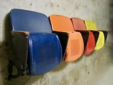 Astrodome Seats with Certificate of Authenticity!!