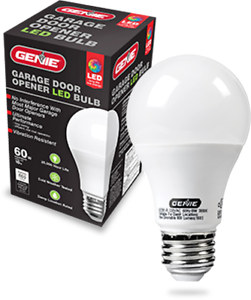 Genie Ledb1 R 39437r Garage Door Led Light Bulb Shatter
