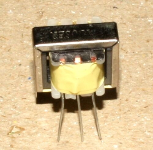 Audio Signal Transformer Xicon TM018 10K CT to 10K CT Center Taps New = Ring Mod