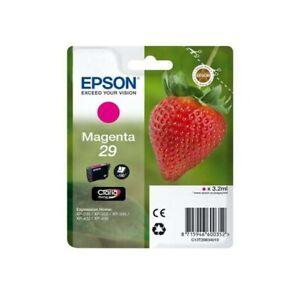 Original-Epson-Cartouches-29-T2983-Magenta-XP235-XP332-XP335-XP432-XP435-XP245-O