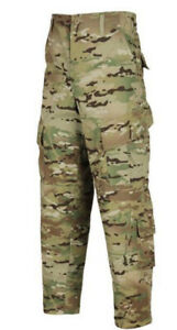 GENUINE-ISSUE-OCP-Multicam-Trouser-Uniform-Pants-Fire-Resistant-Medium-Reg-112