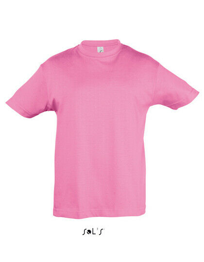 Sol/'s Kinder T-Shirt Regent mit WUNSCHNAME /& WUNSCHZAHL 94-152 Kids bunt