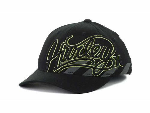 Hurley Youth Midori Logo Flex Fit Baseball Style Cap Hat