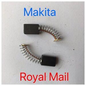 Details about Carbon Brushes  Makita,HP1351,JR3000V,JR3000VT,1900B,1902,3700B, UK Stock (B4)