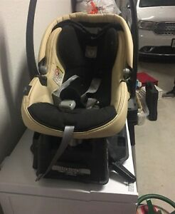 Image Is Loading Peg Perego Primo Viaggio Infant Car Seat Cream