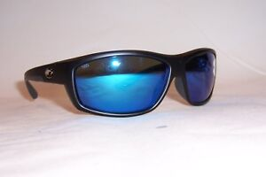 ee10d1eca64 NEW COSTA DEL MAR SUNGLASSES SALTBREAK BLACK BLUE MIRROR POLARIZED ...