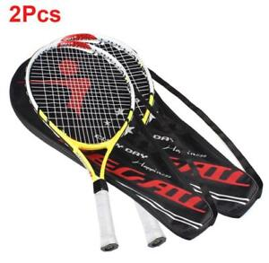 Image Is Loading 2 Pack Set Tennis Racquet Racket For Kids
