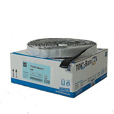 36,0 Lfm/karton Denso Tok® Band Sk 40 X 8 Mm 1 Klar Und Unverwechselbar
