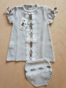 Beautiful-Spanish-Grey-Knitted-Dress-and-Jam-Pants-Outfit