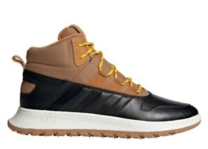 Adidas-FUSION-STORM-WTR-EE9708-Nero-Scarpe-Uomo-Sneakers-Sportive