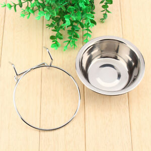 Elevated-Single-Dog-Bowl-Feeder-Raised-Stand-Food-Water-Pet-Tray-Dish-Off-Ground