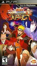 NARUTO SHIPPUDDEN: ULTIMATE NINJA IMPACT (PSP),  Sony PSP, Sony PSP Video Game