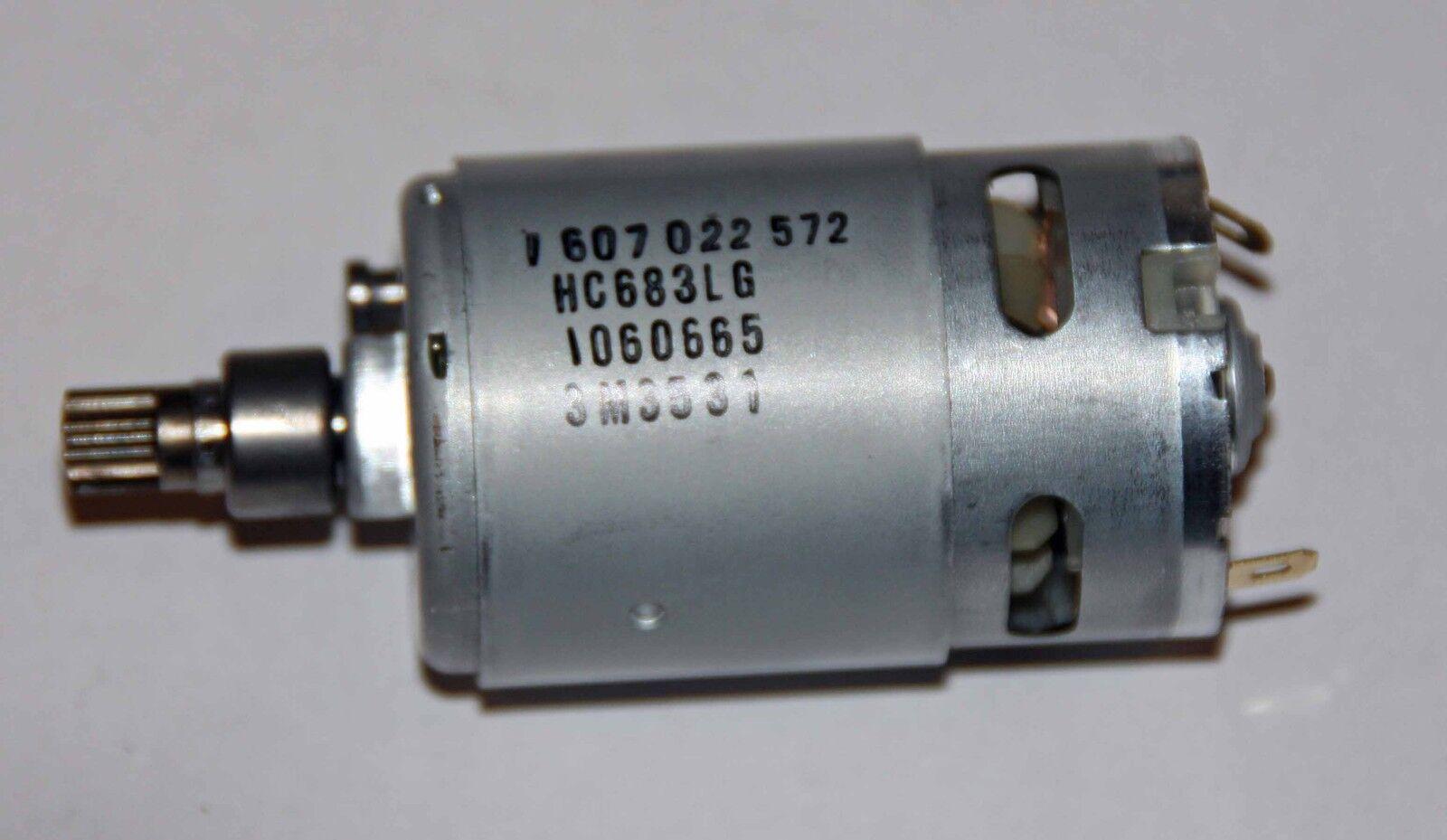 Motor Bosch Uneo Gleichstrommotor 2609003042 (1607022572)