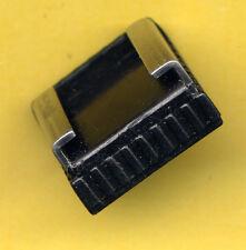 Flash Cold shoe Treppiede STAFFA ADATTATORE CANON Lock Pin / attrito FIT isolati