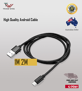 2X-High-Quality-Micro-USB-FAST-Data-Charger-Cable-Samsung-Galaxy-S7-All-Android