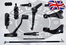 Harley Davidson Sportster Forward Controls 2004-2013 Black