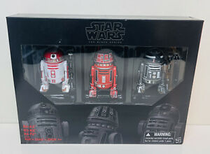 """Star Wars Black Series 6/"""" Inch TRU R2-F2 Astromech Droid ANH Loose Complete"""