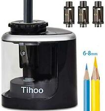 Sacapuntas Electrico Escolar Oficina Para De Lapiz Lapis Pencil Sharpener Nuevo