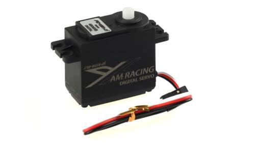 Amewi AMX Racing 4806hb Digital Servo Standard 6,2 Kg 0,16 S 28946 1//10 la Direction assistée