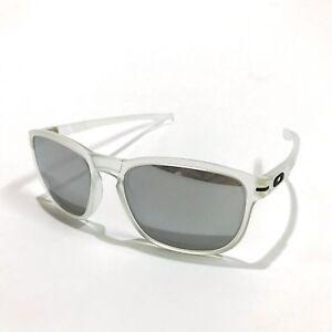 Oakley Sunglasses * Enduro 9223-29 Matte Clear Chrome Iridium COD PayPal
