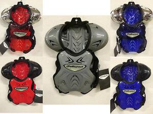 Polisport Titan Adult Chest Roost Guard Protector Deflector Motocross MX/ATV
