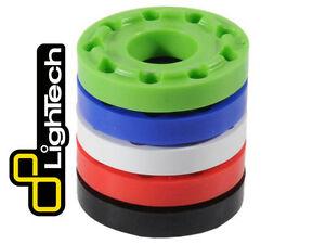 Aimable Lightech Kit Coppia Gommini Ricambio Per Tamponi Paratelaio Protezioni Telaio