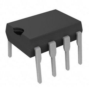 5x-LME49710NA-Mono-DIP-OpAmp-National-Semiconductor-Single-LME49710-HiFi-USA