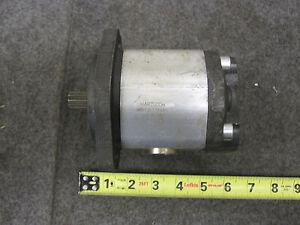 MARZOCCHI HYDRAULIC PUMP GHP2A-S-22-S3-