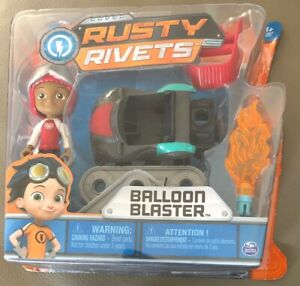 Nickelodeon-Rusty-Rivets-Balloon-Blaster-Building-Set-With-Ruby