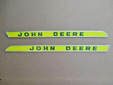 Side Hood Molding Set For John Deere Jd 4320 4520 4620 5010 5020 7020