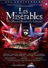 Les Miserables in Concert - The 25th Anniversary Region 1 DVD
