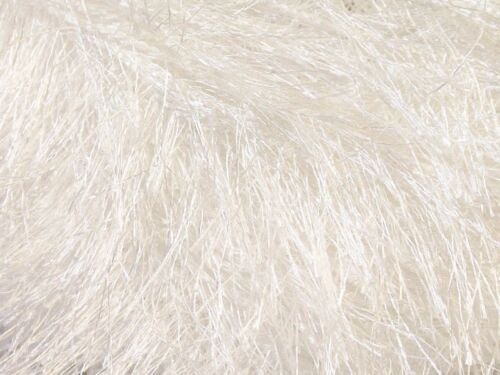 Blanc EYELASH Fil Ice Solid blanc fun fur 22745 50 g