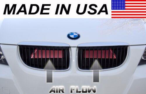 AVT Air Intake Scoop e90 e93 BMW 335i e92 335xi 2006-2011  RED