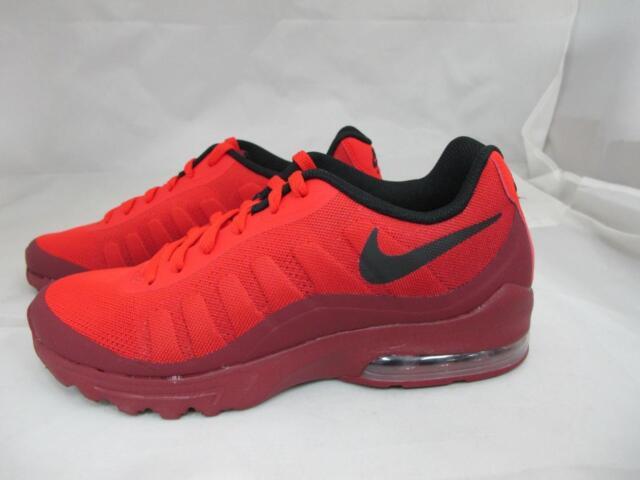 fcf22aa5d6 Nike Air Max Invigor Print Mens 749688-603 Habanero Red Running ...