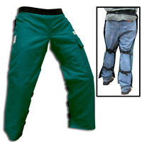Chain Saw Safety Chaps Forester Users For Husqvarna Users 4 Ply Short 35-37