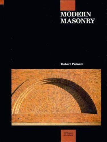 Modern Masonry by Robert E. Putnam
