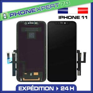 ECRAN-LCD-RETINA-VITRE-TACTILE-ASSEMBLE-SUR-CHASSIS-POUR-IPHONE-11-NOIR