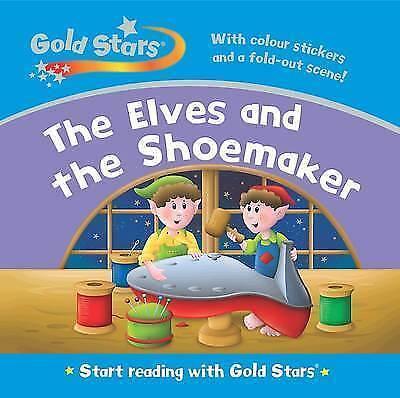 1 of 1 - Gold Stars: Start Reading - Elves & Shoemaker (Gold Stars Readers), New, Gold St