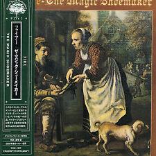 FIRE (UK) - THE MAGIC SHOEMAKER NEW CD