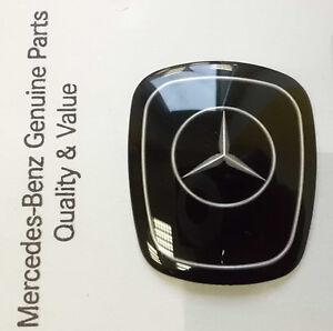 genuine mercedes emblem plaque shifter star w202 140 210. Black Bedroom Furniture Sets. Home Design Ideas