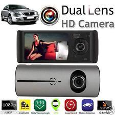 GPS Dashcam Autokamera Car Camcorder Video Registrator Dual Len Camera DVR DE
