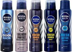 Nivea-Men-Deodorant-Choose-from-5-Variants-150-ml-Fragrance-Body-Spray