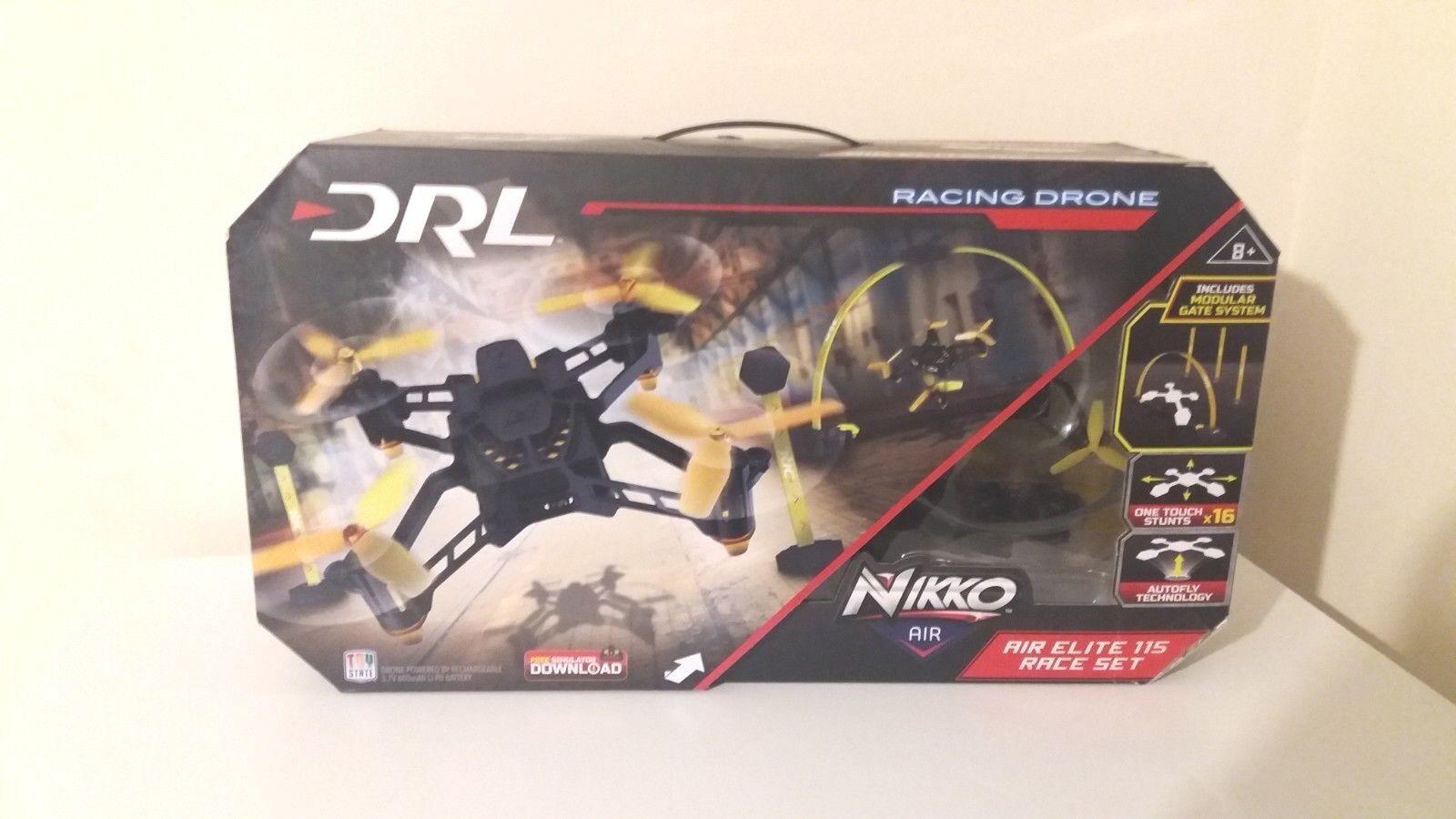 Nikko Air Elite Racing Drone Set 115 [Save 40% off RRP] Christmas Pressie