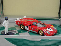 Fly Gb Track Ferrari 512s Coda Lunga ronnie Peterson 7 Old Stock