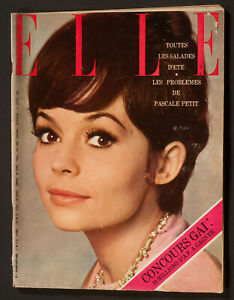 039-ELLE-039-FRENCH-VINTAGE-MAGAZINE-SUMMER-ISSUE-PASCALE-PETIT-COVER-15-JULY-1965