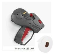 Monarch 1131 07 Label Gun Yeardate With 2500 Labels 1 Roll