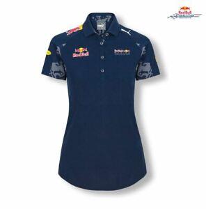 Damen 2016 Infiniti Poloshirt Bull Racing Gr Puma L Red 5qPWn4Z