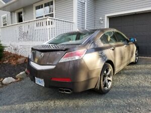 2010 Acura TL SH-AWD - Sporty Luxury